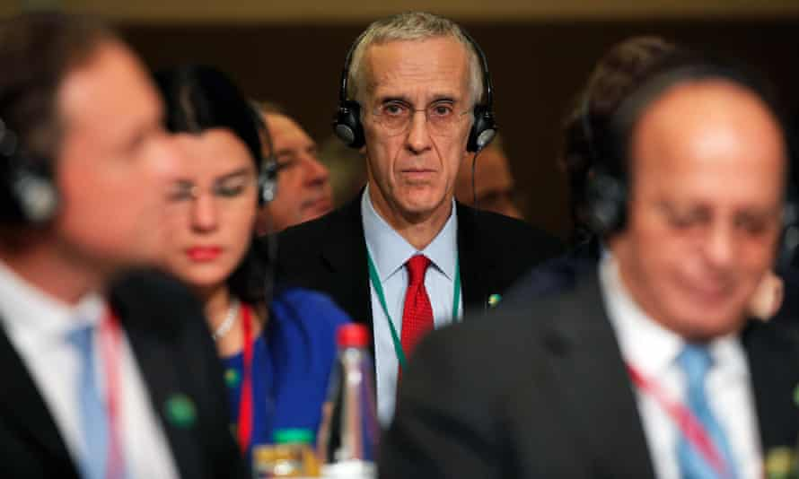US Special Envoy for Climate Change Todd Stern: 'We are working with other countries on some formulation that would include 1.5C'