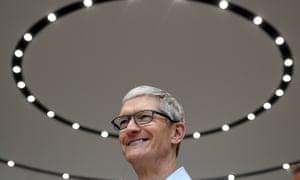 Tim Cook, Apple's CEO