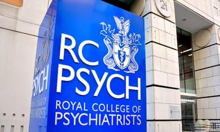 Royal College of Psychiatrists entrance