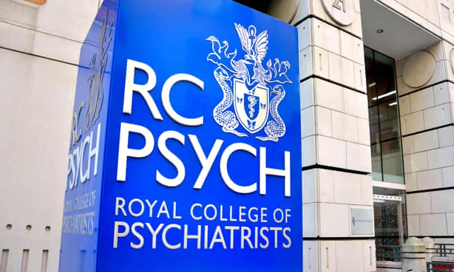 The Royal College of Psychiatrists HQ