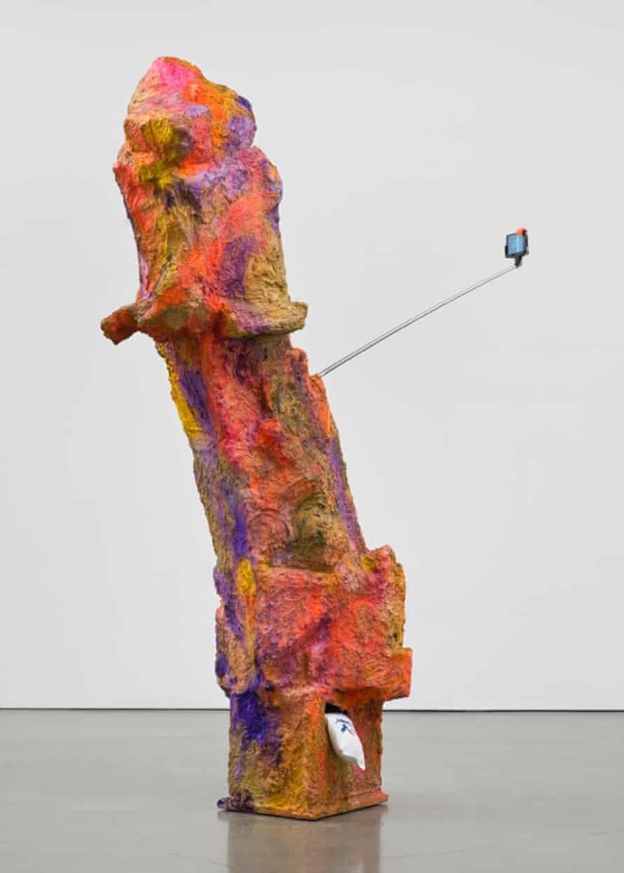 Rachel Harrison's Magnum, 2015