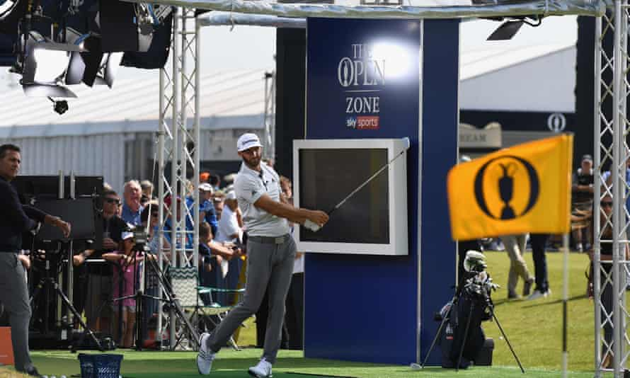 Golf is a core sport for Sky, which covers the European Tour and took over exclusive rights for the Open in 2016, but the broadcaster is seemingly losing its grip in the US.