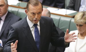Tony Abbott, the former prime minister, rushed through citizenship laws which were touted as an urgent response to threat of terrorism.