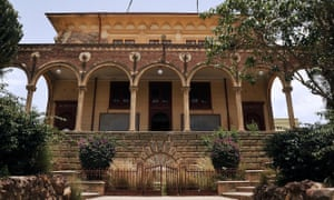 The Asmara Theatre in Asmara, Eritrea
