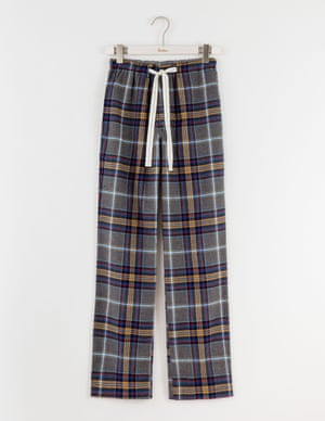 Pyjama bottoms, £34.50 boden.co.uk