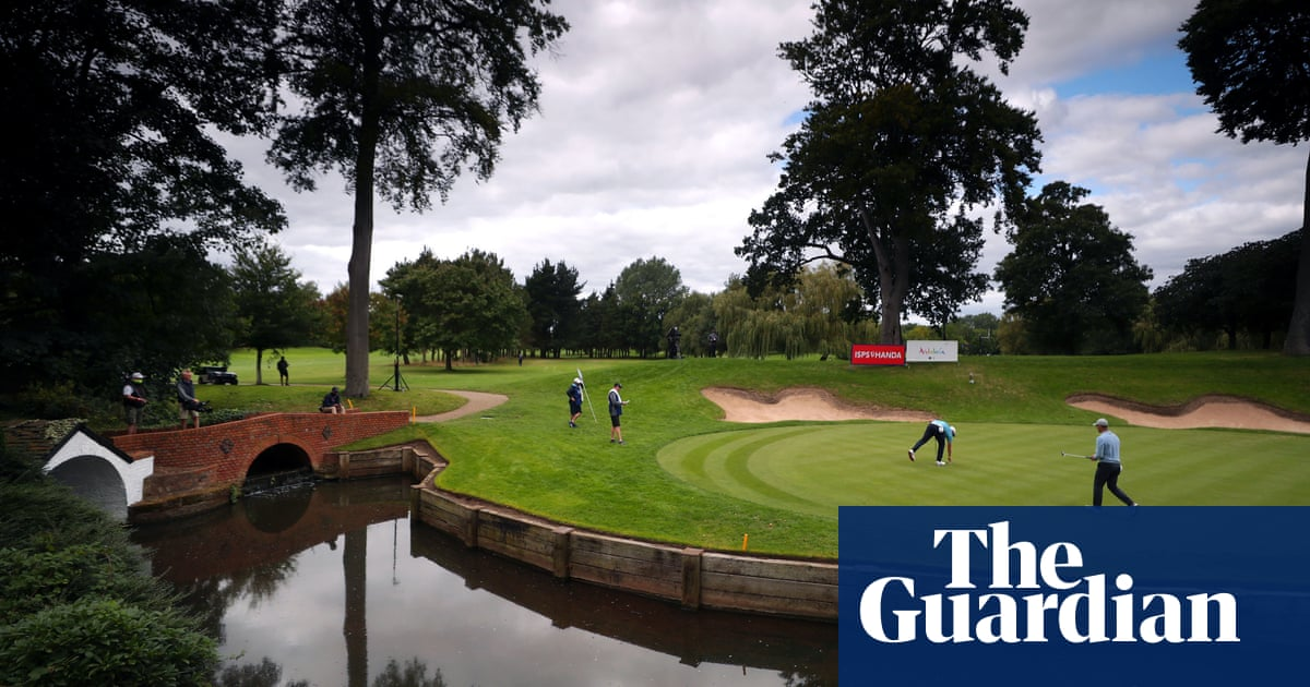 British Masters bids for golf fans' return at proposed Covid pilot event in May