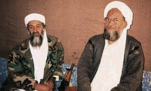 'Al-Qaida has never quite been the same since Osama bin Laden was killed and the less charismatic Ayman al-Zawahiri (r) took over.'