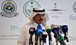 Saudi Arabia's health ministry spokesman, Mohammed Alabed Alali, says only essential services can operate in Qatif region, amid Covid-19 concerns.