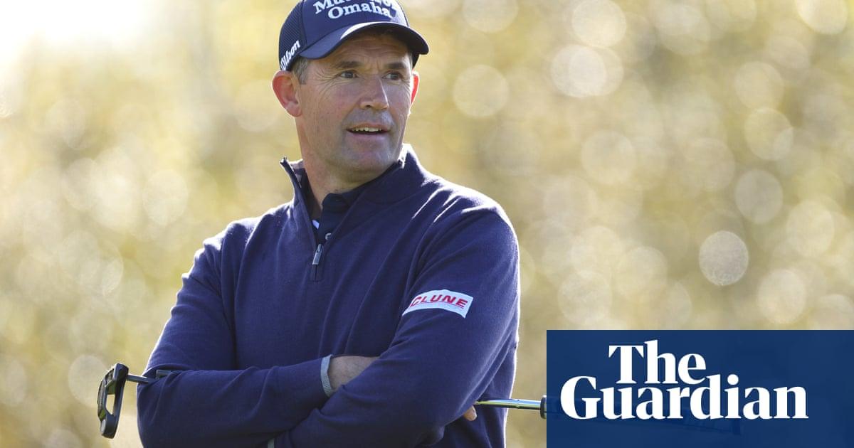 Padraig Harrington on social media golf lessons: I enjoy trying to help