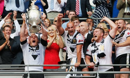 Hull FC Challenge Cup 2016 final