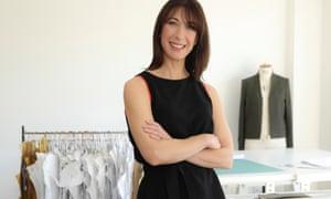 SAMANTHA CAMERON - from her fashion label CEFINN - press shot 002