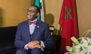 President of the African Development Bank Akinwumi Adesina
