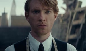 Domhnall Gleeson in The Tale of Thomas Burberry