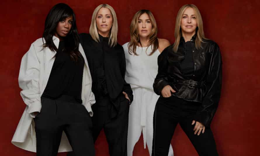 Crowding their enduring harmonies out … All Saints