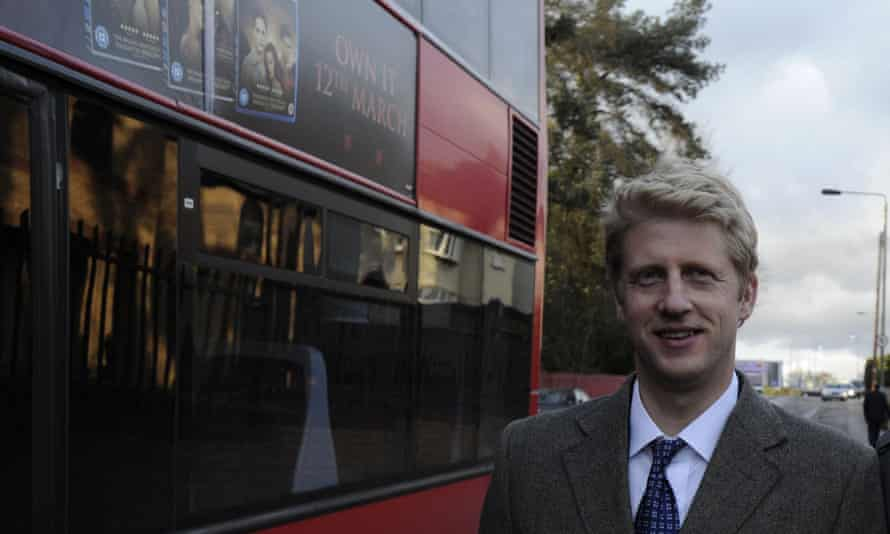 Will Jo Johnson, new minister for transport and London, favour the capital's buses over northern trains?