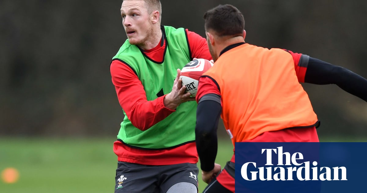 Johnny McNicholl set for Wales debut in Six Nations opener against Italy