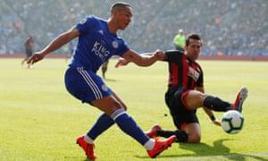 Youri Tielemans impressed on loan at Leicester last season.