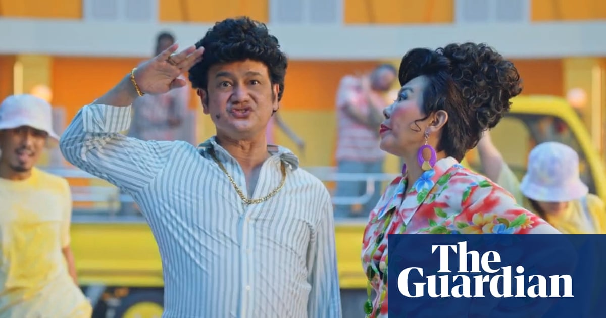 'V is for victory over Covid!': Singapore goes disco in latest vaccination message – video