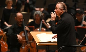 Doesn't offer easy solutions … the Hallé Orchestra conducted by Mark Elder, February 2020.