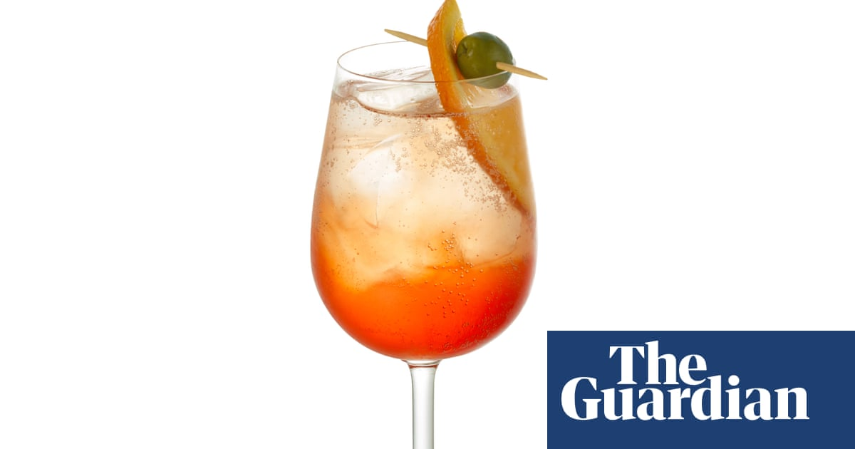 Cocktail of the week: Ombra's Spritz Fagio – recipe
