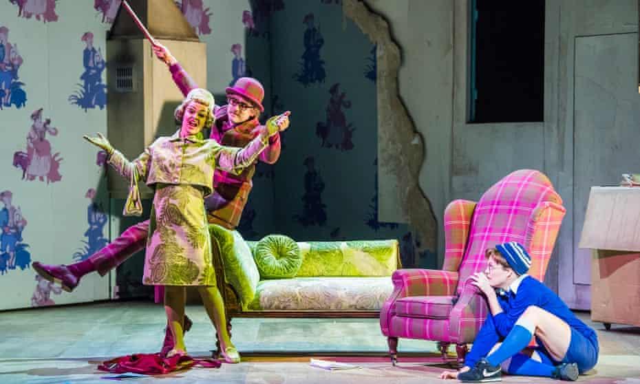 Opera North's staging of L'Enfant et les Sortilèges