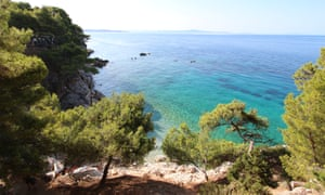 Tourism is a major industry for Hvar and Croatia, which is known for its beautiful coastline.