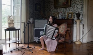 'It's the most beautiful art object I've experienced in my life.' A still from Ragnar Kjartansson's The Visitors, 2012, which was our No 1.