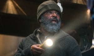 Jeffrey Wright in Hold the Dark