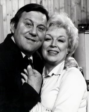 June Whitfield with Terry Scott in Terry and June.