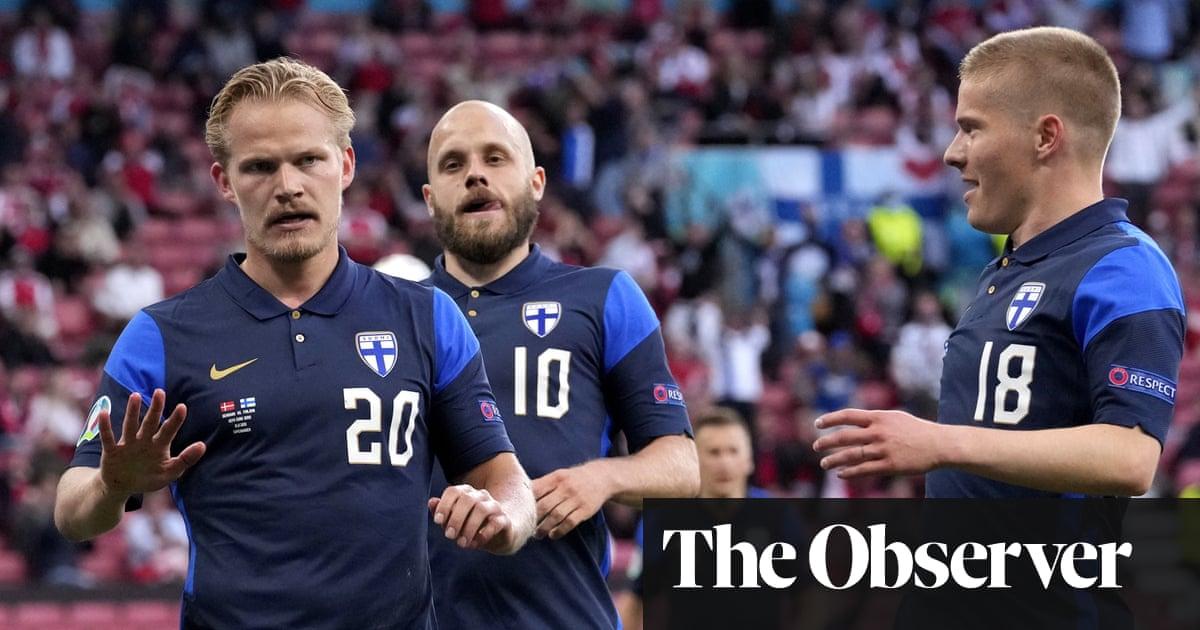 Finland's win against Denmark overshadowed by Eriksen collapse