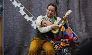 Elemental and true … The Story of the Little Gentleman at Imaginate festival.
