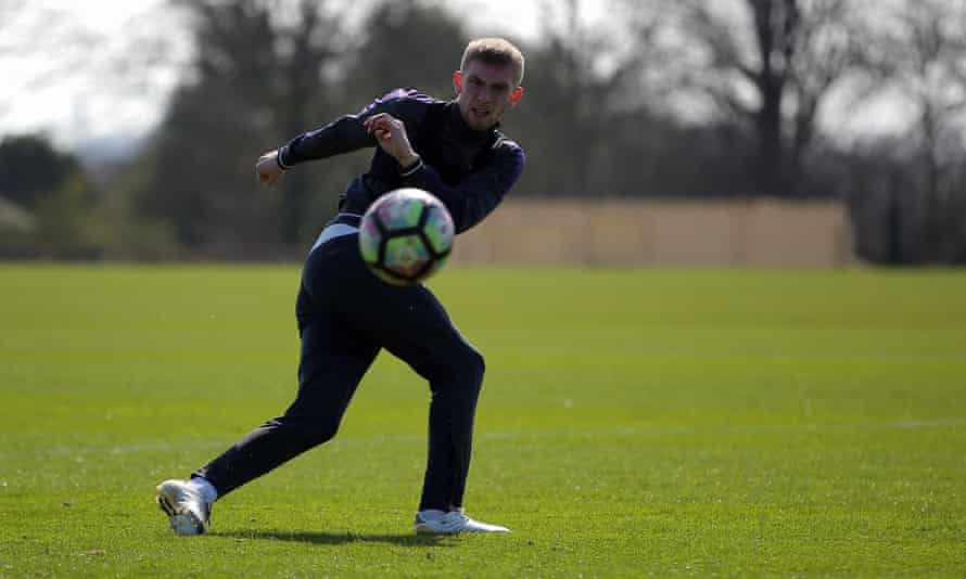 Oliver McBurnie has scored seven goals for the Under-23s in the Checkatrade Trophy this season.