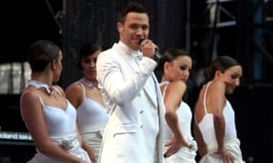 a8274bfa1e3 The look I love Will Young   If I were to do this concert now