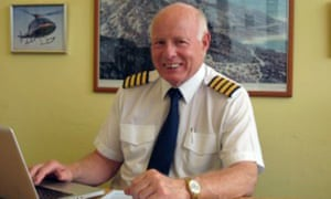 Captain Mike Green has been named by colleagues as the pilot who died alongside his young student when their helicopter collided with the light aircraft near Waddesdon in Buckinghamshire.