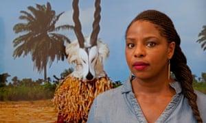 'I was always an artist' … Zina Saro-Wiwa.