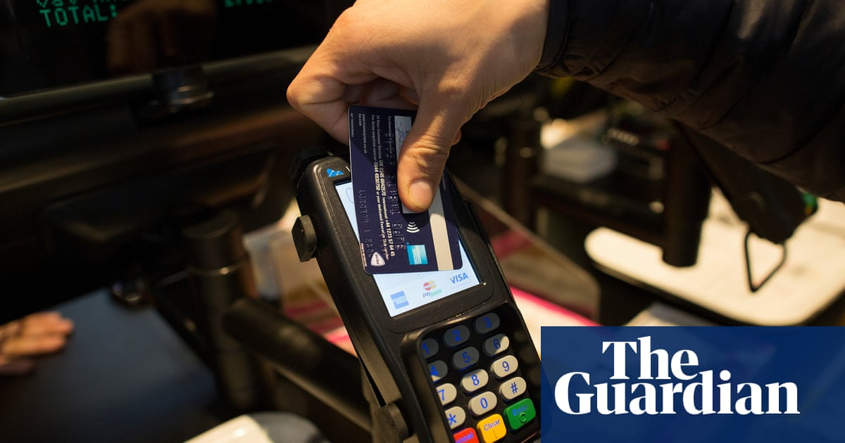 UK contactless payment limit to rise to £100
