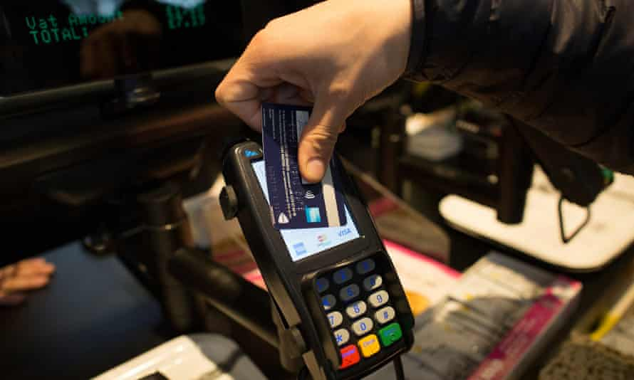 Will contactless payment help usher out cash?