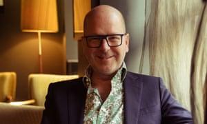 David Moore, restaurateur, for Guardian Money