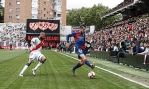 Rayo Vallecano play SD Huesca