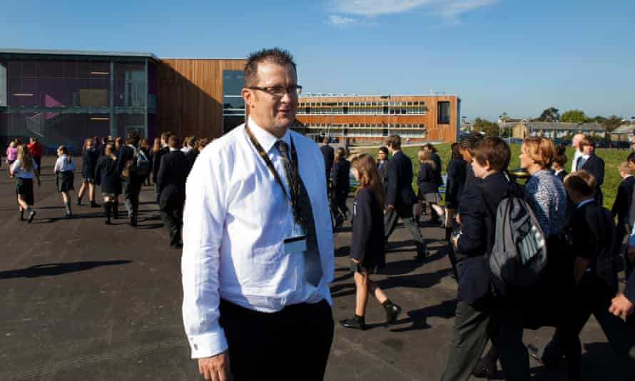'I worry we do too many of these trips' – Vic Goddard, principal of Passmores Academy.