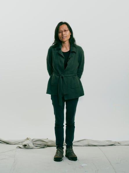 Ai Ling Zhou, who migrated to Australia in 1987 from Shanghai. 14 June 2019