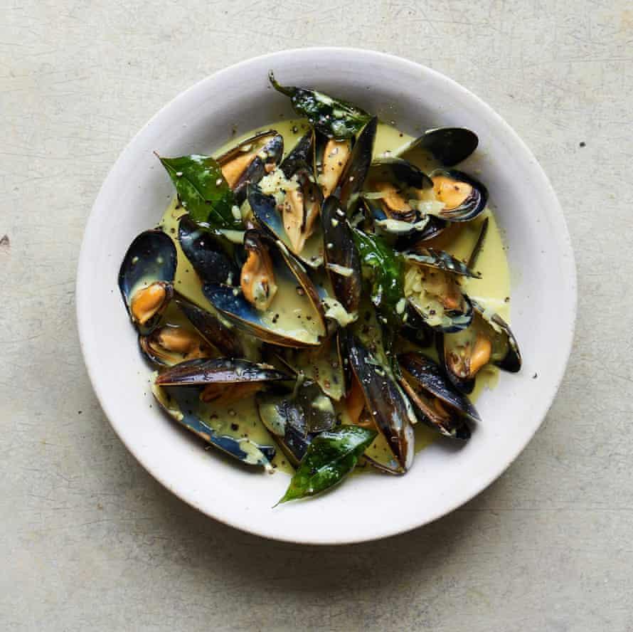 Karan Gokani/Hoppers' mussels hodi.