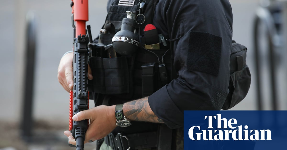 I'm getting shot: attacks on journalists surge in US protests