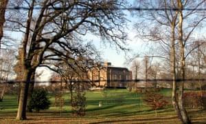 Longcross estate