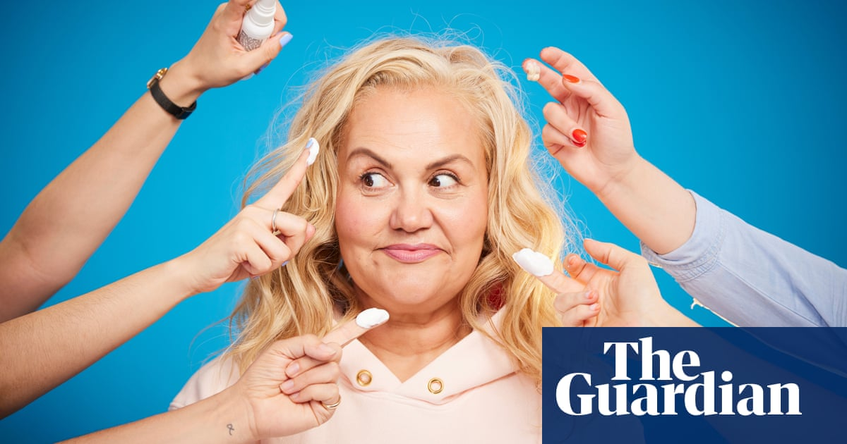 Caroline Hirons, outspoken queen of skincare: 'I'm not so fragile that I care what you think about me'