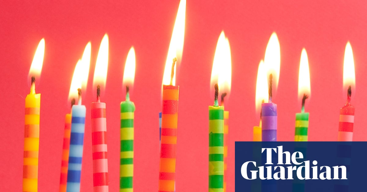 Explosive Batch Of Birthday Candles Recalled
