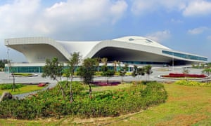 National Kaohsiung Centre for the Arts.