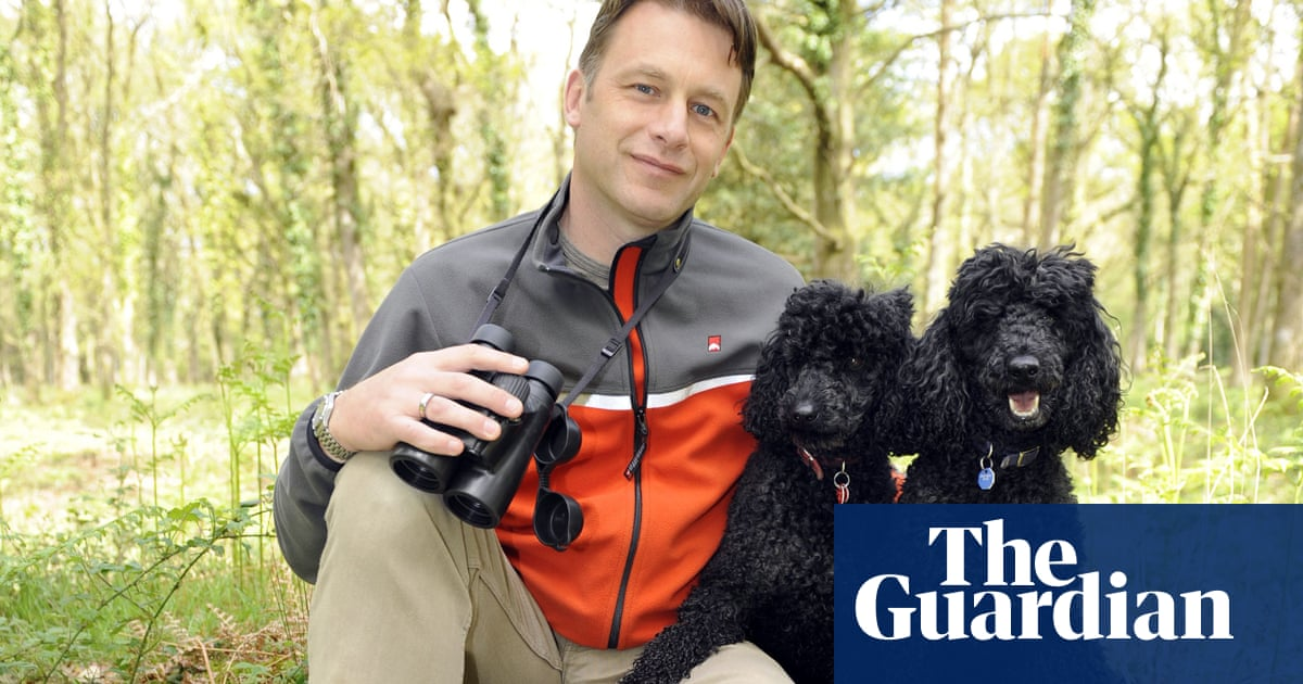 Chris Packham reveals wish to have ashes scattered with those of his dogs