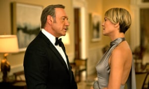 House of Cards … more likely to be savoured than binge-watched.