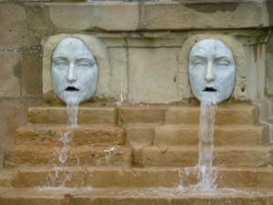 """<strong>Running water</strong><br>Water running from a fountain in Bilbao, Spain<br>Photograph: <a href=""""https://witness.theguardian.com/assignment/55b0f634e4b02ab2dca28ece/1639686"""">Applicationanna/GuardianWitness</a>"""